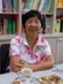 Portrait of Teacher 「Lin, Ai-Hua」