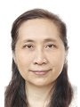 Portrait of Teacher 「Chen, Bih-Shiow」