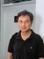 Portrait of Teacher 「Wang, Chung-Kwei」