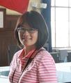 Portrait of Teacher 「Wen-Hui CHIU」