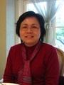 Portrait of Teacher 「Li-Li Mo」