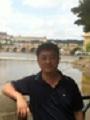 Portrait of Teacher 「Ter-Hsing Cheng」