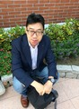 Portrait of Teacher 「Fu-sheng Shih」