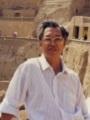 Portrait of Teacher 「Hsu, Tan Huei」