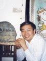 Portrait of Teacher 「Liu, Yu Guo」