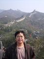 Portrait of Teacher 「Sheng-Min Hung」