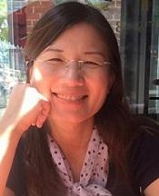 Portrait of Teacher 「SHIN-YI SERENA HUANG」