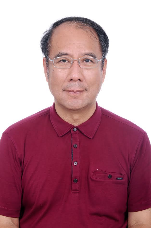 Portrait of Teacher 「ShyShen Liu」
