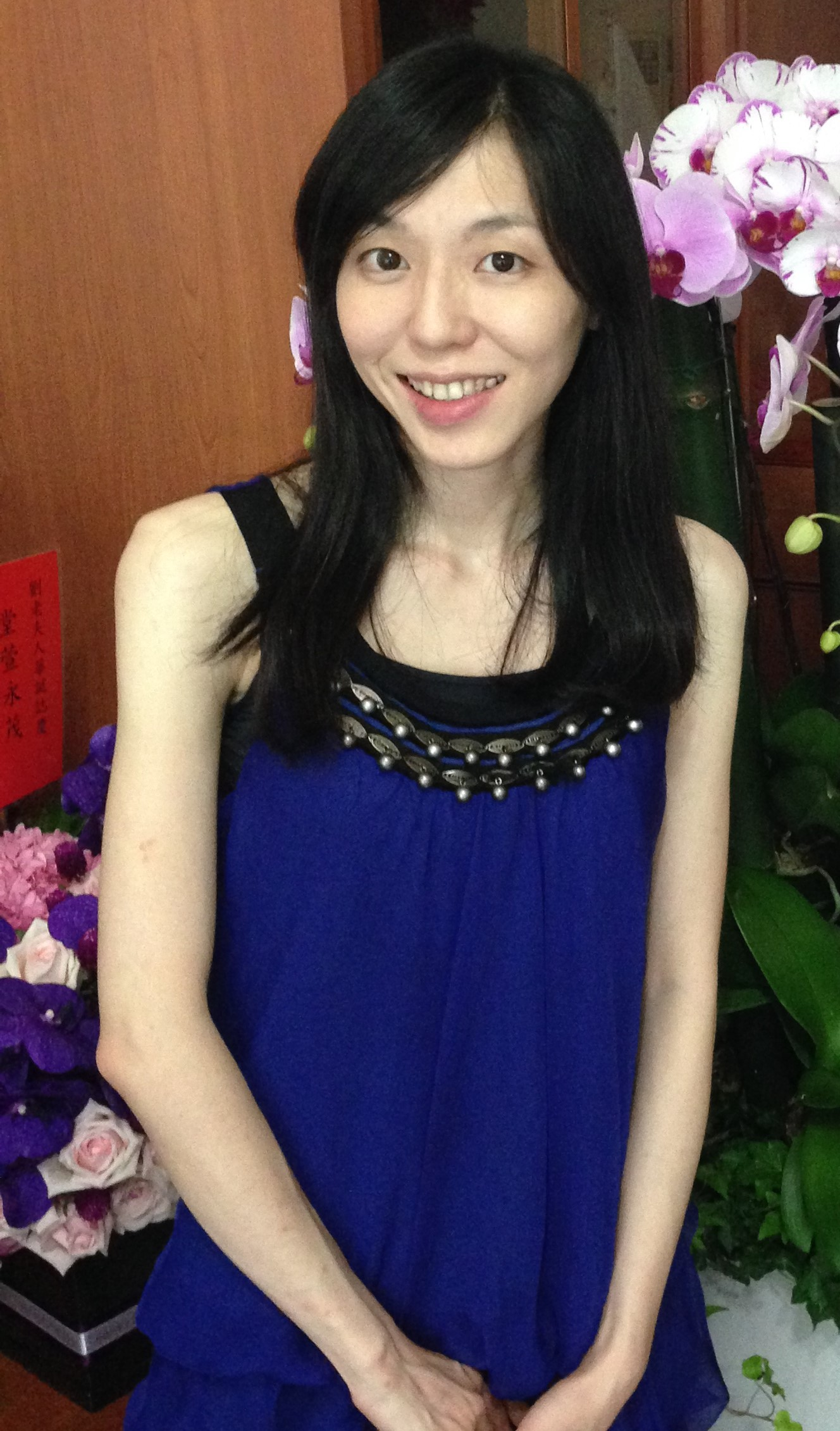 Portrait of Teacher 「Wen Lu」