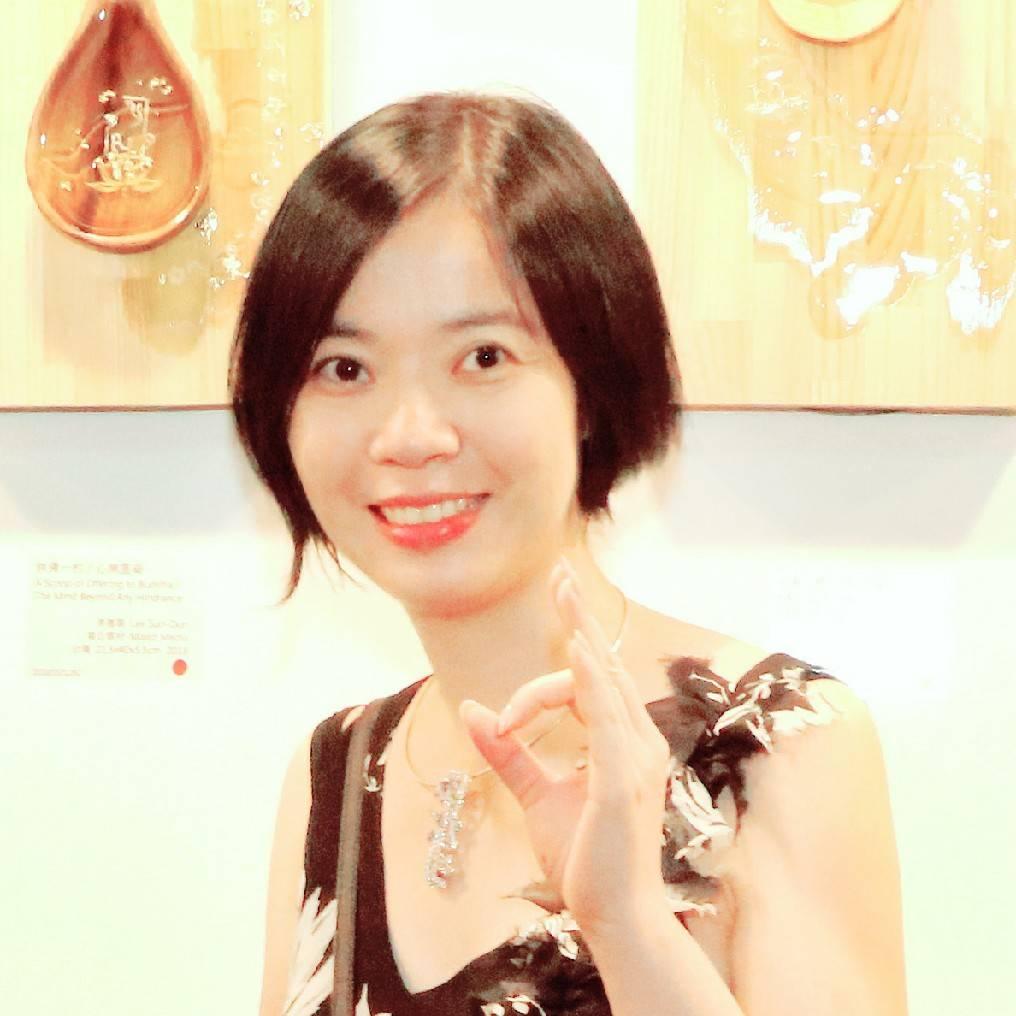 Portrait of Teacher 「SHAO-WEN CHARLOTTE HU」