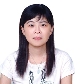 Portrait of Teacher 「Yang, Yiwen」
